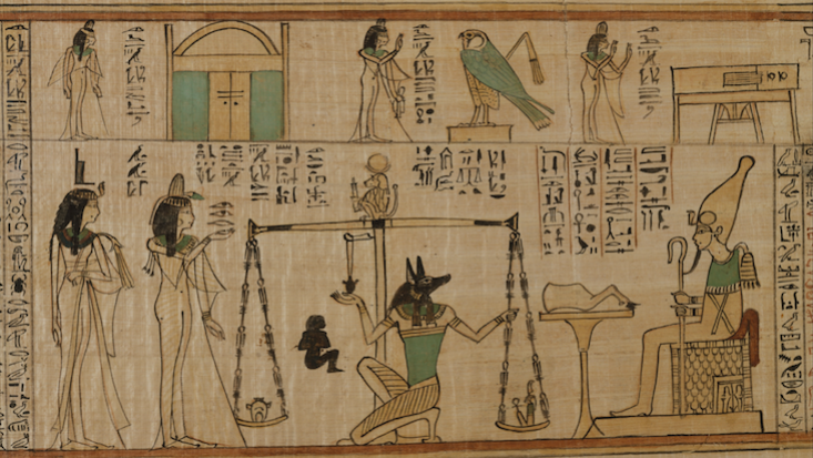 Book of the Dead: A Guidebook to the Afterlife