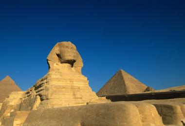 The Long-Hidden ARCE Sphinx Mapping Project Is Unveiled