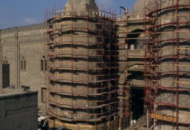 Conservation of Bab Zuwayla