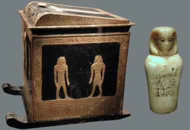 Canopic Equipment: Beauty and Revelations of  from Ancient Egypt