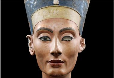 Nefertiti: Egyptian Wife, Mother, Queen and Icon