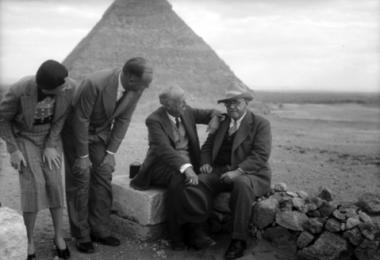 Joe & Corinna: A Legacy of Art, Egyptology & ARCE