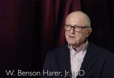 Voices of ARCE: W. Benson Harer, Jr. MD