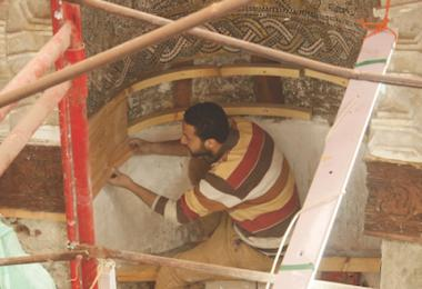 Conservation of the Mosque of Shajar al-Durr