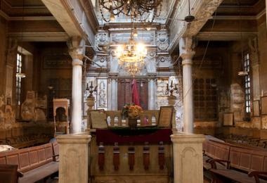 Egypt's Synagogues: Past & Present